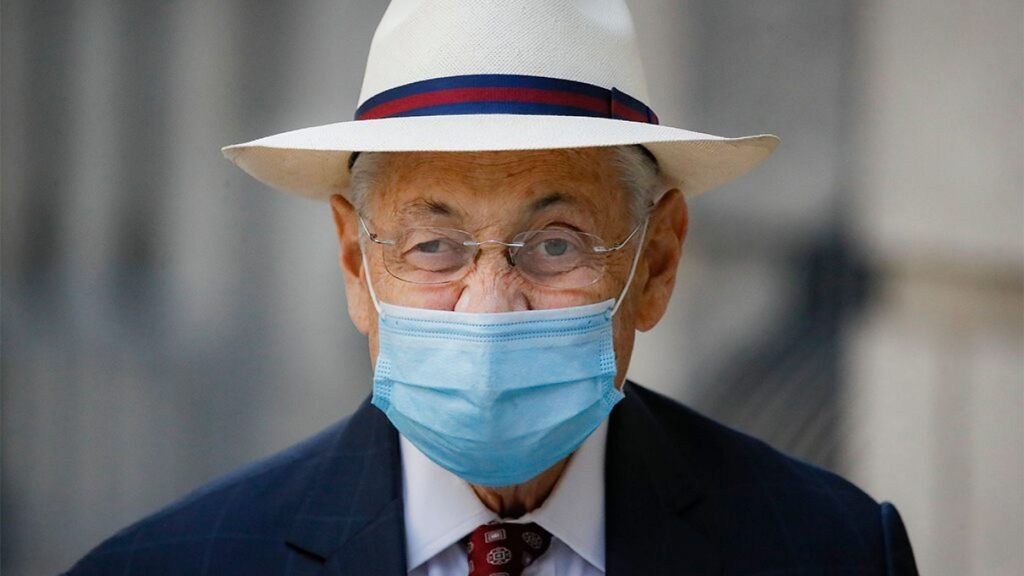 Former New York Assembly Speaker Sheldon Silver leaving U.S. District Court in Manhattan after he was sentenced to 6 1/2 years in prison this past July, in the corruption case that drove him from power.