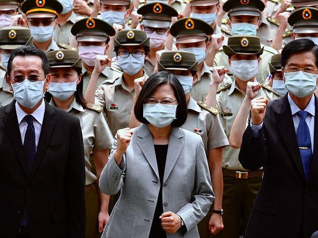 SAM YEH/AFP via Getty Images