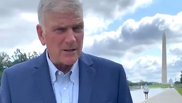 Franklin Graham (video screenshot)