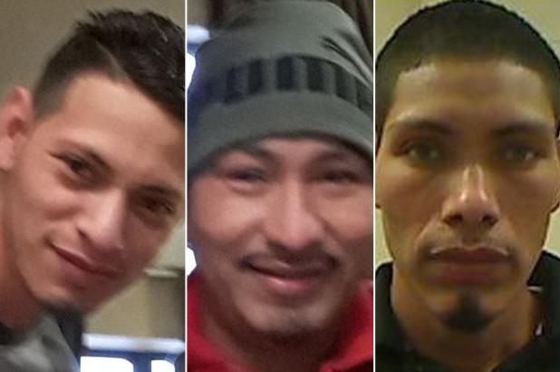 Elder Paz-Perez, Raul Paz-Perez, Wilmer Paz-PerezCity of Kenner