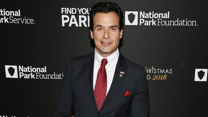 Antonio Sabàto Jr. revealed he'll be voting for Trump again in 2020.  (Paul Morigi/Getty Images)