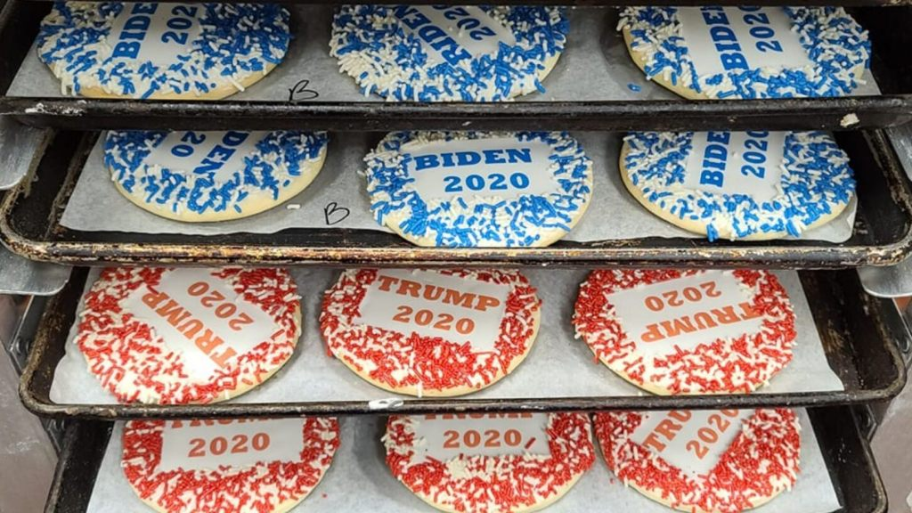 "Owner Kathleen Lochel tells Fox News the idea originally started ""as a joke"" back in 2008. (Lochel's Bakery)"