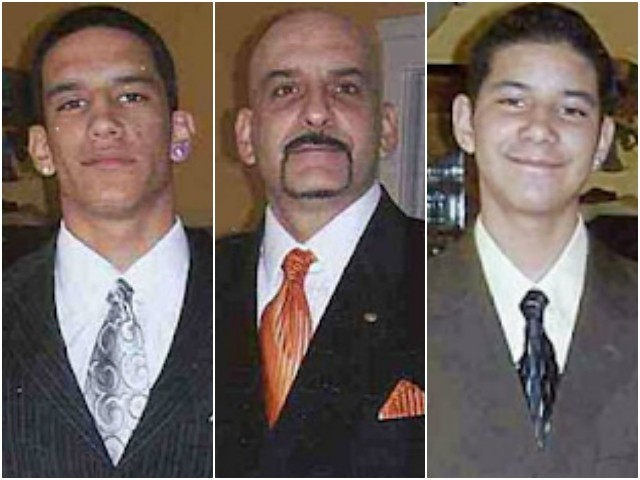 Michael Bologna, Tony Bologna, and Matthew Bologna were murdered in June 2008 by illegal alien MS-13 Gang member Edwin Ramos.