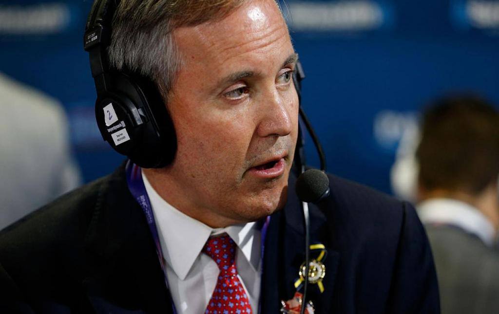 Texas Attorney General Ken Paxton (Kirk Irwin / Getty Images)