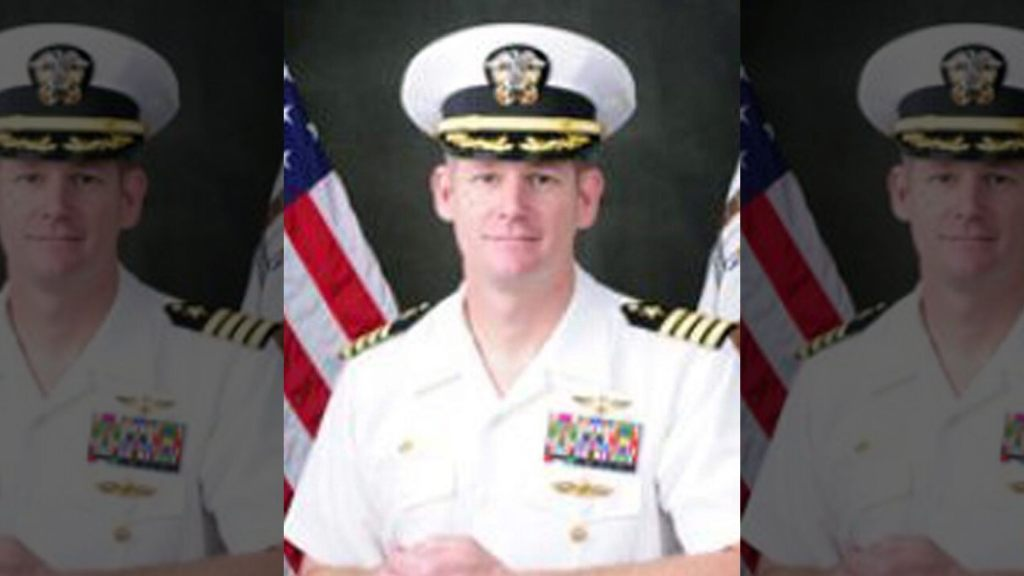Capt. John Nettleton (U.S. Navy)