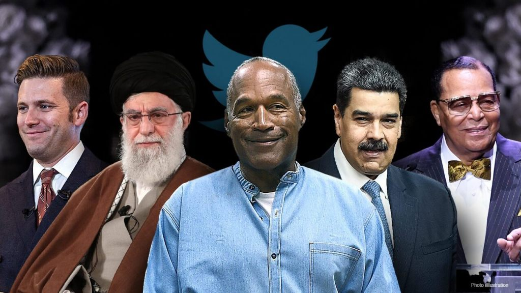 Louis Farrakhan, Richard Spencer, Ali Khamenei, Maduro, O.J. Simpson have more freedom on Twitter than the New York Post.