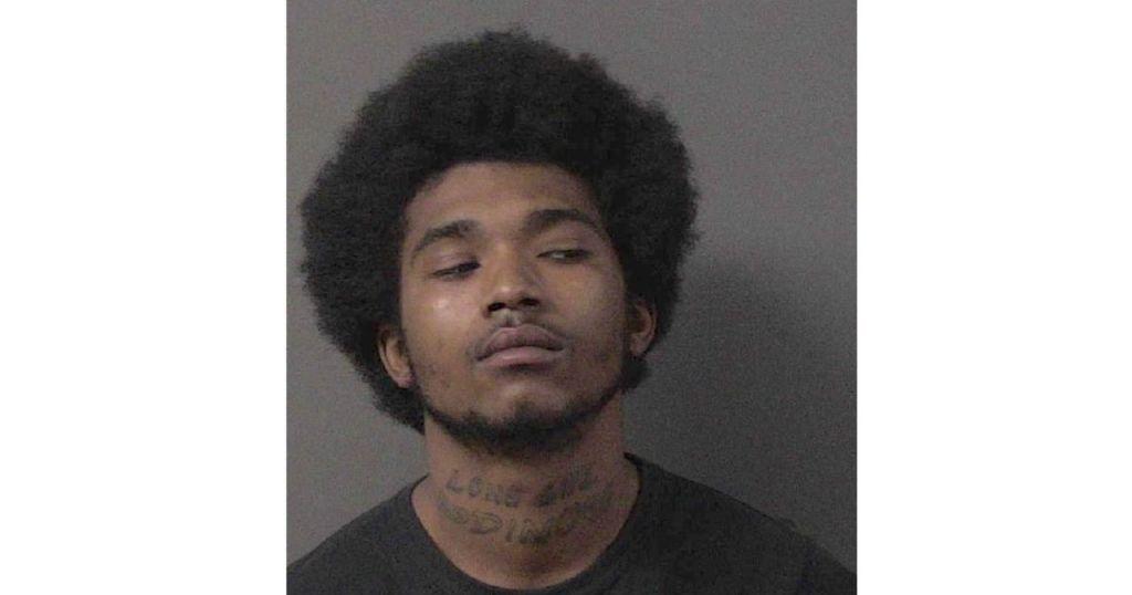 Bryant Coon, 20, Trenton.(Police photo)