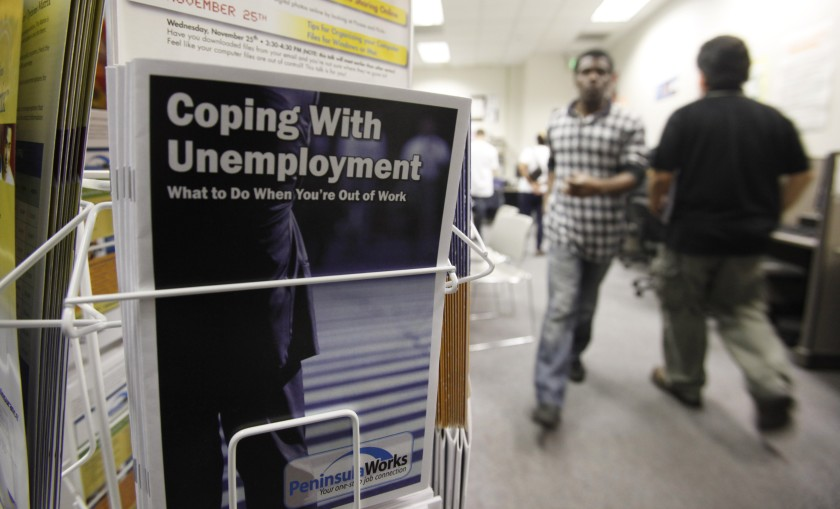 As hundreds of thousands of jobless Californians complain they have not been paid unemployment benefits, several prosecutors warned Thursday that $1 billion or more may have been sent out of state, many on bogus claims.