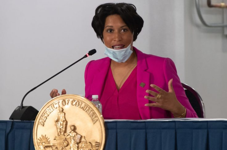 Washington, D.C., mayor Muriel Bowser (D.) / Getty Images