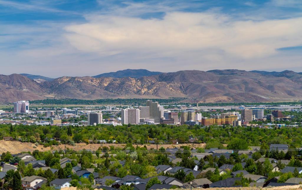 Reno, Nevada (Greg Chapel / EyeEm