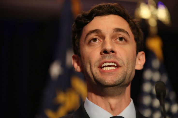 Jon Ossoff (Photo by Joe Raedle/Getty Images)