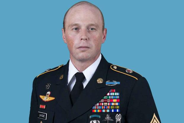 Master Sgt. William J. Lavigne II was found dead Dec. 2, 2020, in a training area on Fort Bragg, N.C.