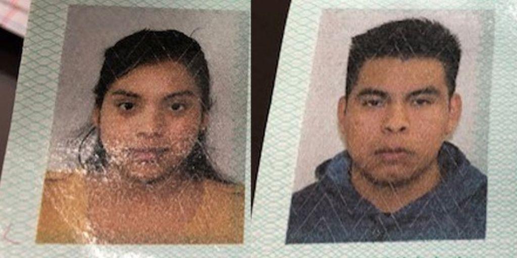 Maudilia Martina Ramirez Garcia and Faustino Ramirez Garcia (Source: Police)