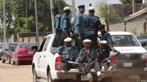 GETTY IMAGES Islamic courts have their own police force in Kano.