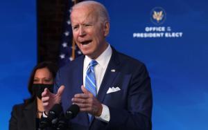 Joe Biden, Jan. 14 (Alex Wong/Getty)