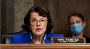 Sen. Dianne Feinstein (D-Calif.) (Stefani Reynolds-Pool/Getty Images)