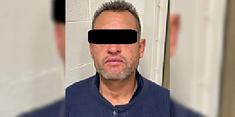 Agents learned the man, whose name was not provided, is a 44-year-old convicted felon and MS-13 gang member from Honduras, the CBP said.