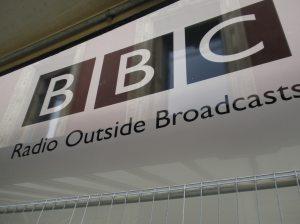 BBC Radio Outside Broadcasts. (Amanda Slater/Flickr)