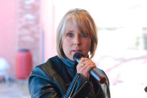 New Mexico Gov. Michelle Lujan Grisham  Morgan Lee / AP