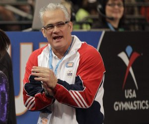 Prosecutors in Michigan filed charges Thursday, Feb. 25, 2021, against Geddert, a former U.S. Olympics gymnastics coach,