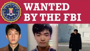 Wanted posters for three North Korean military hackers indicted in wide-ranging scheme to commit cyberattacks (DOJ)