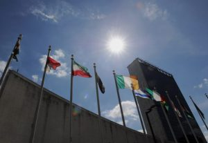 The United Nations headquarters in New York / Getty Images