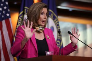 House Speaker Nancy Pelosi (D., Calif.) / Getty Images