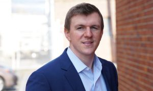 James O'Keefe, founder of Project Veritas Action. (Courtesy of Project Veritas)