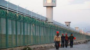 REUTERS China has created a sprawling network of detention camps for minorities in the Xinjiang region.
