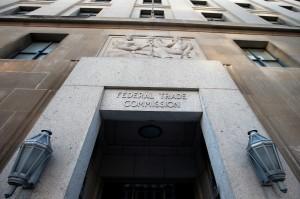 The Federal Trade Commission building. | Alex Brandon, File/AP