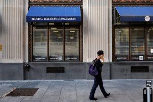 FEC headquarters / Getty Images