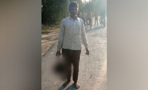 The man was arrested by the police in Uttar Pradesh's Hardoi district.