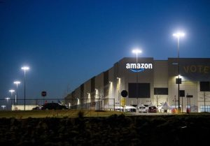 The Amazon fulfillment center in Bessemer, Ala. / Getty Images