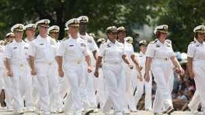 U.S. Navy sailors. (Credit: iStock)