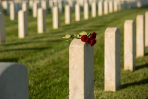 File image of headstones. Credit: WHL/Getty Images/Tetra images RF