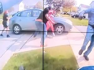Columbus Police Department Video Screenshot via Twitter