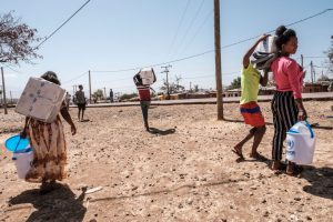 Eritrean refugees / Getty Images