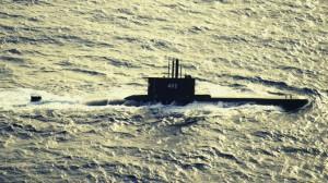 The Indonesian submarine KRI Nanggala-402 at sea.US Navy / Wikimedia