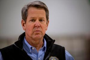 Georgia Gov. Brian Kemp/Ron Harris / AP