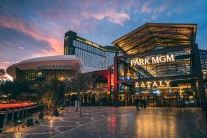 Park MGM on the Las Vegas Strip. (Courtesy/MGM Resorts)