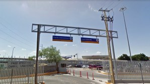 The McAllen-Hidalgo-Reynosa-International-Bridge connecting the U.S. and Mexico. Yaxi was caught near there Tuesday,