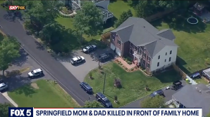 Fairfax County police release new details on deadly double shooting in Springfield.