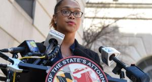 Baltimore City State's Attorney Marilyn Mosby (Ulysses Muñoz/TNS/Newscom)