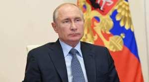 Russia's President Vladimir Putin. (Alexei Nikolsky/Russian Presidential Press and Information Office/TASS/Abaca Press/TNS)