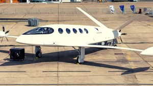 Eviation's all-electric luxury aircraft, Alice.Jean-Marie Liot / Eviation
