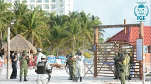 During the first four months of 2021, there were 209 homicides in Quintana Roo, compared with 266 during the same period last year,