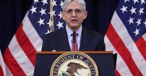 Attorney General Merrick Garland (Win McNamee/UPI/Newscom)