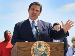 Florida Gov. Ron DeSantis (R.) / Getty Images