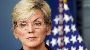 U.S. Secretary of Energy Jennifer Granholm.REUTERS/Kevin Lamarque