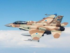 "Israeli F-16I ""Sufa"". (Maj. Ofer, Israeli Air Force/Released)"
